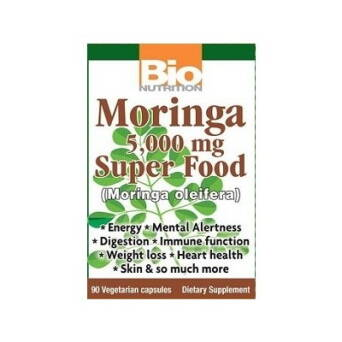 Moringa 5000 mg -Bio Nutrition