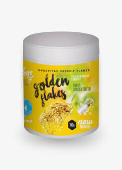 Golden Flakes Hepatica 100g
