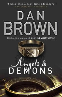 Angels and Demons_Brown Dan