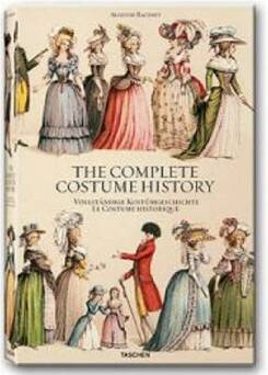 The Complete Costume History_Racinet Auguste