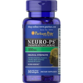 NEURO - PS® / 30 kaps Puritans Pride