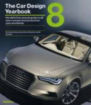 The Car Design Yearbook 8_	Newbury Stephen, Lewin Tony