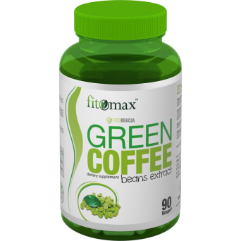 Fitomax™ GREEN COFFEE – 90 Kaps