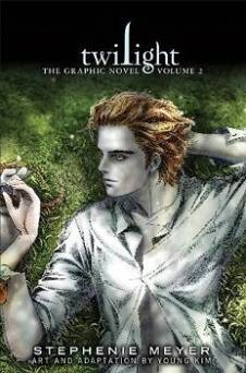 Twilight: The Graphic Novel_	Meyer Stephenie
