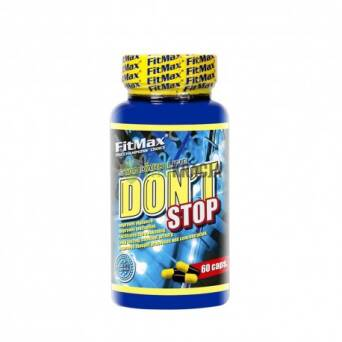 FitMax® DON'T STOP – 60 Kaps