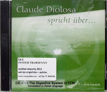 CD5 Claude Diolosa - System Trawienny