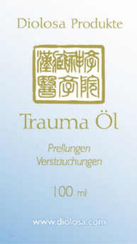 Free Flow Oil (Trauma Oil)