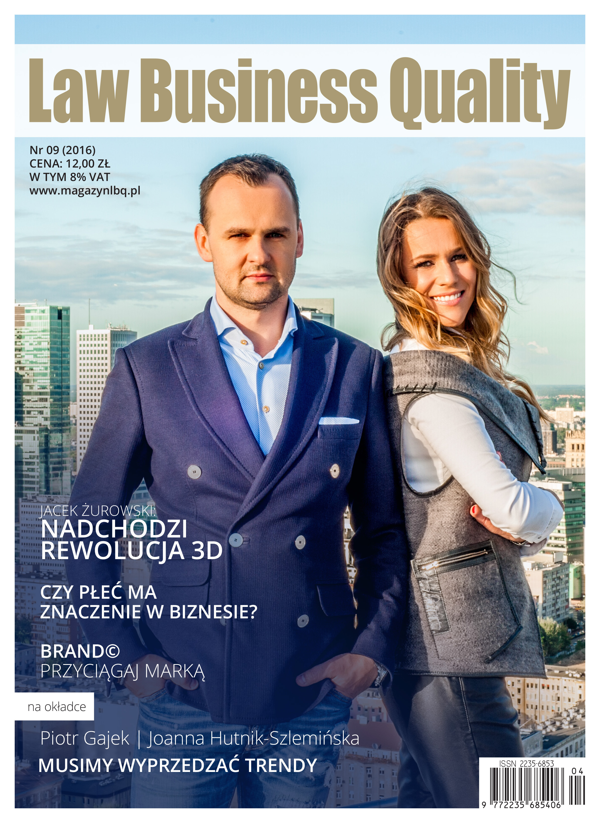 Law Busines Quality nr 09 / 2016