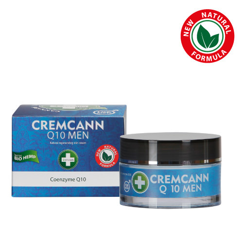 Krem z olejem konopnym Cremcann Q10 for MEN 50ml