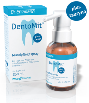 Dentomit® Spray MSE dr Enzmann na paradentozie 30 ml