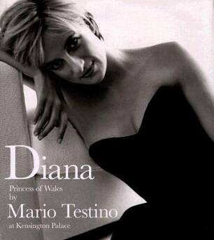 Diana: Princess of Wales by Mario Testino