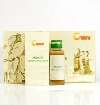 Eliksir Sanqing Feniks do stosowania doustnego (Fohow Sanqing Oral Liquid)