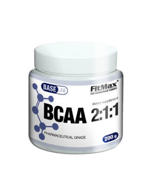 FitMax® BASE BCAA 2:1:1 – 200 G