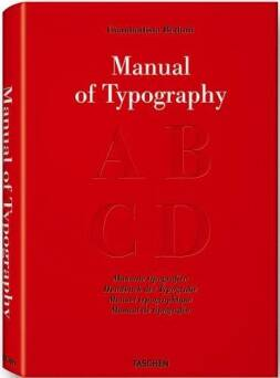 Manual of Typography_Bodoni Giambattista