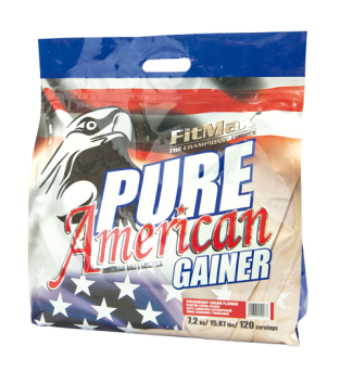 FitMax® PURE American Gainer 7,2 kg