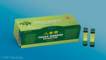 Panax Ginseng Extract  30x 10 ml