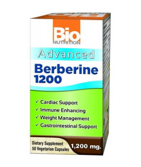 Advanced Berberyna 1200mg -Bio Nutrition