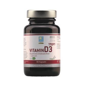 Witamina D3 vegan 90 Long Life