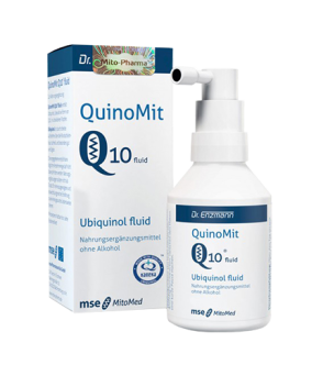 QuinoMit Q10® Fluid MSE dr Enzmann 30-50ml