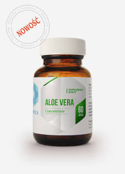 Hepatica Aloe Vera Concentrate Hepatica