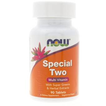 Now Foods Special Two (Multiwitamina) - 90 tabl