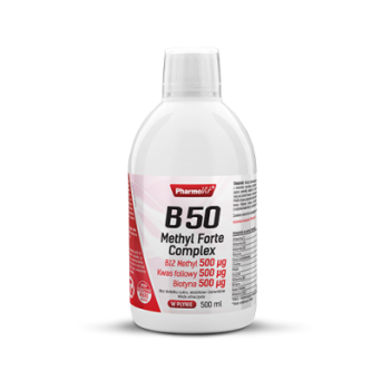 B-50 Methyl Forte Complex 500 ml Pharmovit