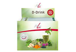 D-Drink PM International wsparcie metabolizmu i wątroby