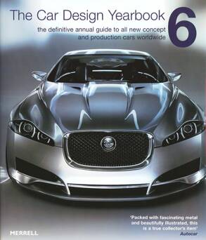 The Car Design Yearbook 6_Newbury Stephen
