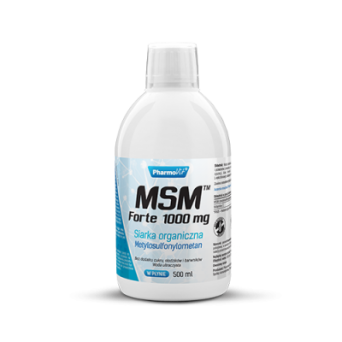 MSM   Forte 1000 mg 500 ml Pharmovit