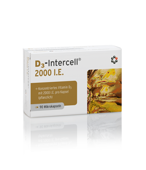Witamina D3 - Intercell® 2000 I.E.