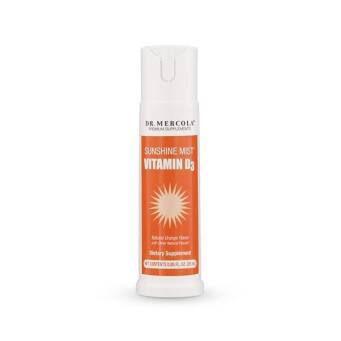 WITAMINA D3 1000 SUNSHINE MIST (Dr Mercola) (spray - 25 ml)