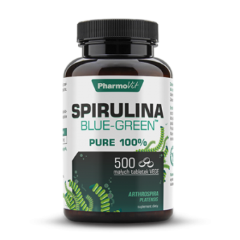 Spirulina BLUE-GREEN™ 500 tabl  Pharmovit