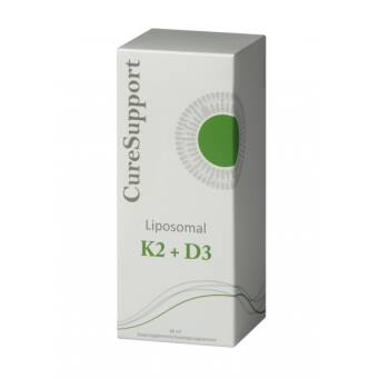 Witamina K+D Liposomalna (60 ml)