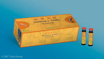 Ginseng Antler Royal Jelly  30x10ml