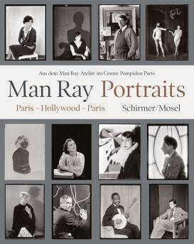 Man Ray: Portraits_Bajac Quentin, Cheroux Clement
