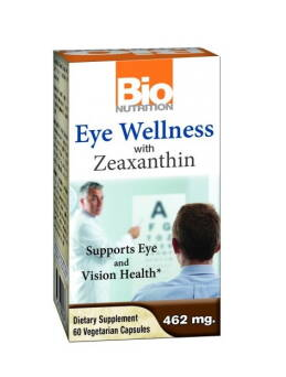 Eye Wellness with Zeaxanthin 60 tabl-Bio Nutrition