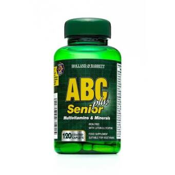 ABC Plus Senior 120 Tabl