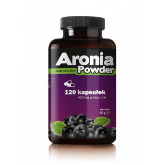 Aronia Powder 120 tabl