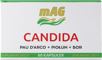 mAGterapia -  CANDIDA