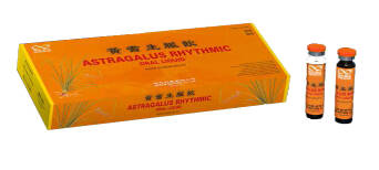 Astragalus Rhytmic Oral Liquid 10x10ml