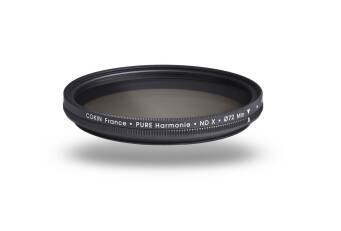 COKIN PURE HARMONIE VARIABLE NEUTRAL DENSITY GREY VD-NG od 52 mm do 82 mm