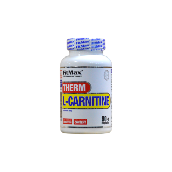 FitMax® THERM L-Carnitine – 90 Kaps