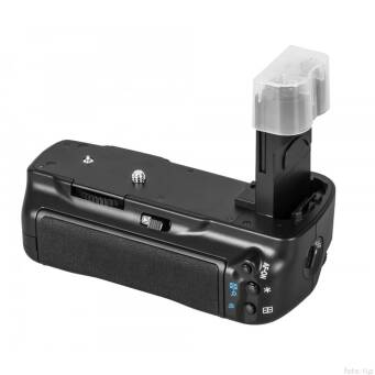 Canon 5D Mark II battery pack Meike BG-E6