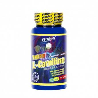 FitMax® THERM L-Carnitine - 60 Kaps